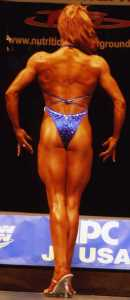 Danielle Rouleau NPC Junior USA's in Charleston