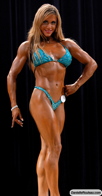 Danielle Rouleau competition photo